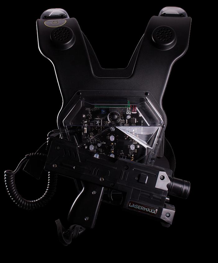 Lasermaxx Lasertag Weste